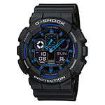 Casio G Shock GA 100 1A2ER