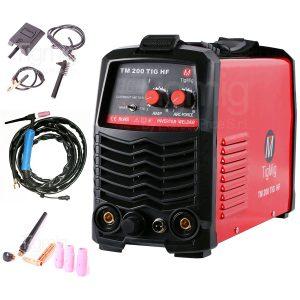 TigMig TM 200 TIG HF