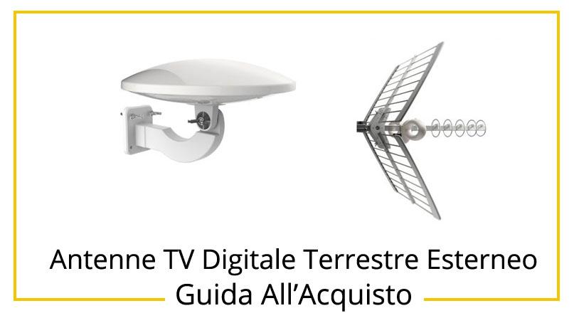 migliori antenne tv digitale